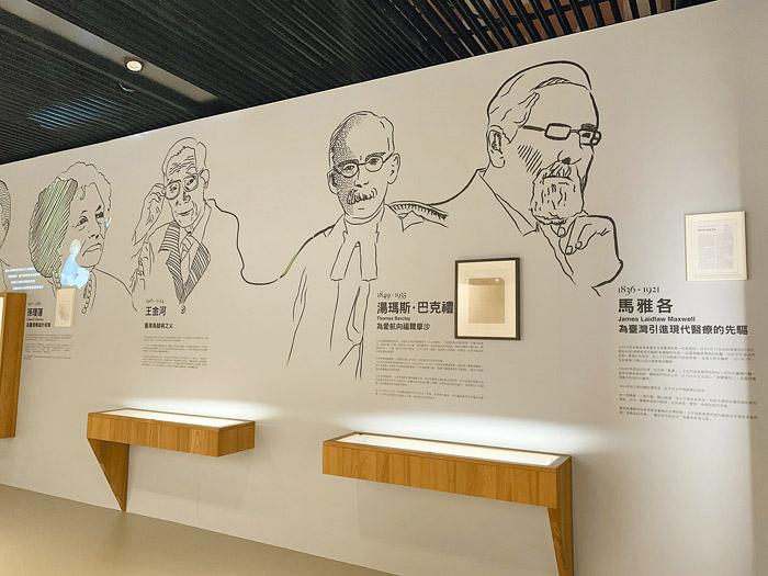 總圖「台南名人堂」。