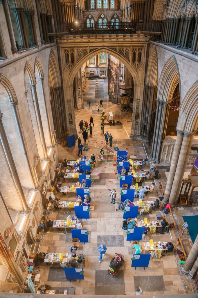 (圖/FB@Salisbury Cathedral)