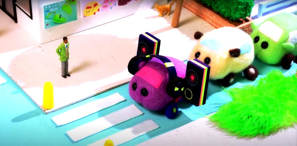 《PUI PUI天竺鼠車車》已上架的影片中點閱率最高421萬的《塞車是誰的錯》(圖片來源/Youtube@Muse木棉花-TW截圖 )