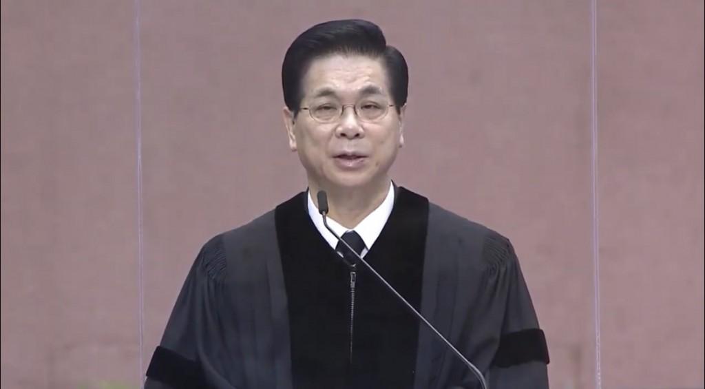 李永勳牧師(圖/截取直播圖片)