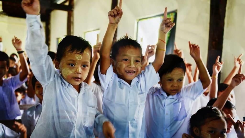台灣基督教國際全人關懷使命協會關心緬甸的孩子(協會臉書)